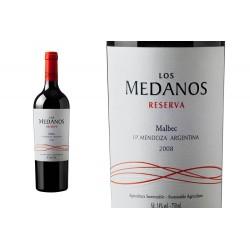 Vino Los Medanos Malbec x 750 ml.