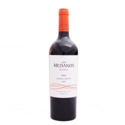 Vino Malbec Los Medanos Reserva