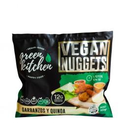 Nuggets Veganos de Garbanzo y Quinoa x 300gr