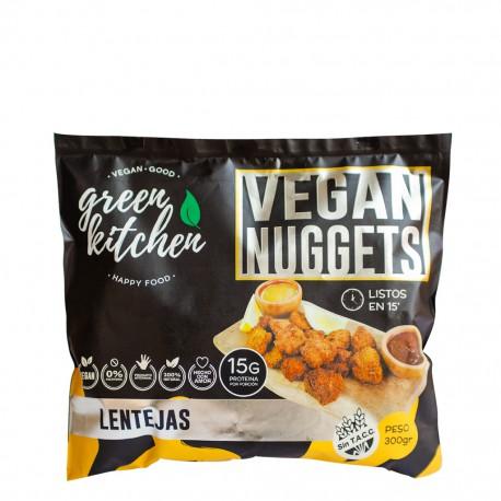 Nuggets Veganos de Lentejas y Arroz x 300gr