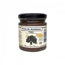 Pasta de Aceitunas Verdes Orgánica x 235gr