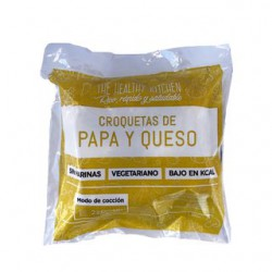 """Croqueta de Papa y queso """"The healthy kitchen"""" x 300 grs."""