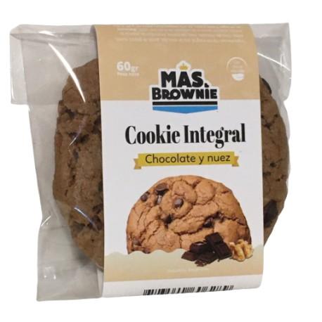 "Cookie Integral ""Manzana"" x 60 grs."