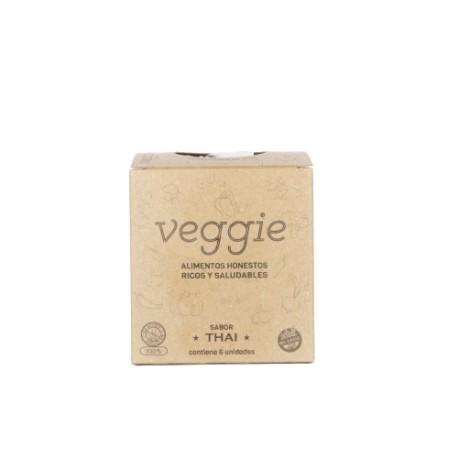 """Medallones veganos x 6 unidades """"Thai"""""""