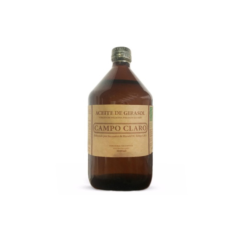 Aceite de Girasol x 1lt