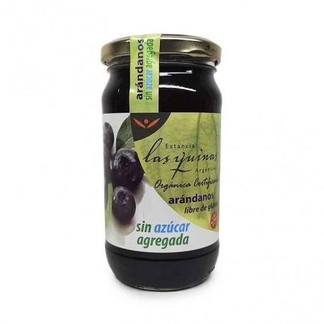 Dulce de Arándanos Orgánico con azucar x 420gr