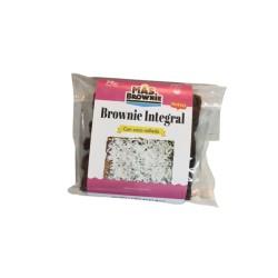 Brownie integral con castañas de caju x 50 grs.