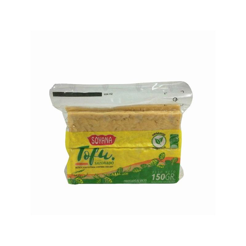 Tofu Fileteado x 150gr