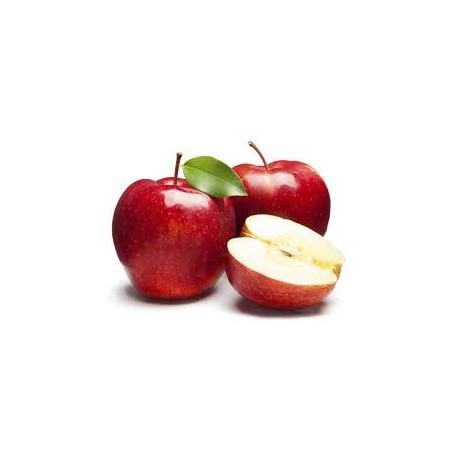 Caja de manzanas rojas (17 kgs.)