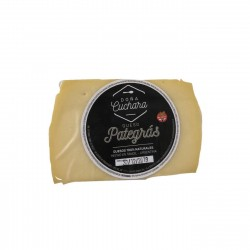 Queso Pategras natural x 300grs.