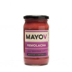 Mayonesa Vegana de Remolacha x270gr