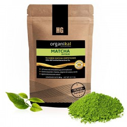 Organikal Superfood Matcha 50 grs.