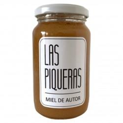 """Miel multifloral de autor """"Las Piqueras"""" x 500 grs."""