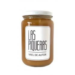 """Miel multifloral de autor """"Las Piqueras"""" x 900 grs."""