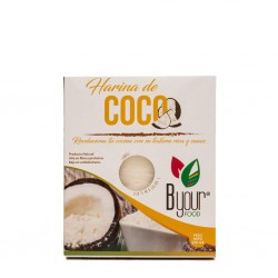 "Harina de coco x 250 grs. ""Be Your Food"""